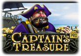 Играть в слот Captains Treasure  Pro бесплатно