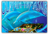 Играть в слот Dolphin Treasure бесплатно