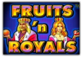 Играть в слот Fruits'n Royals бесплатно