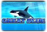 Играть в слот Great Blue бесплатно