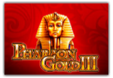 Играть в слот Pharaohs Gold 3 бесплатно