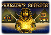 Играть в слот Pharaohs Secrets бесплатно