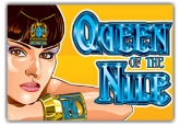 Играть в слот Queen of the Nile бесплатно